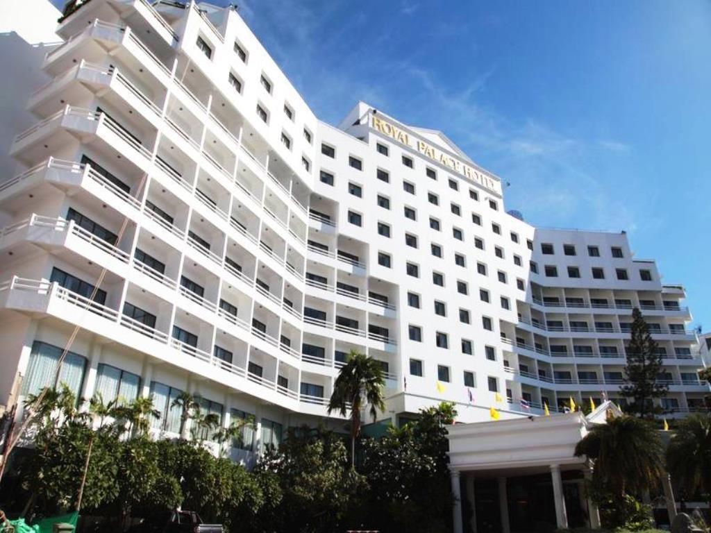 هتل رویال پالاس در پاتایا