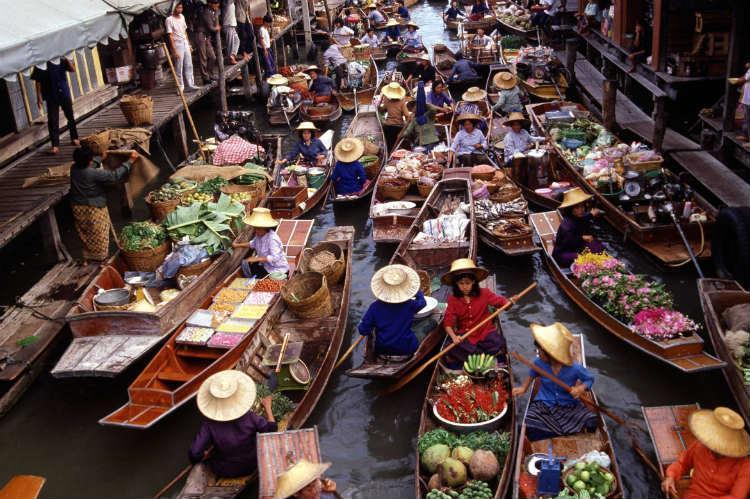 آشنایی با جاذبه های بانکوک
