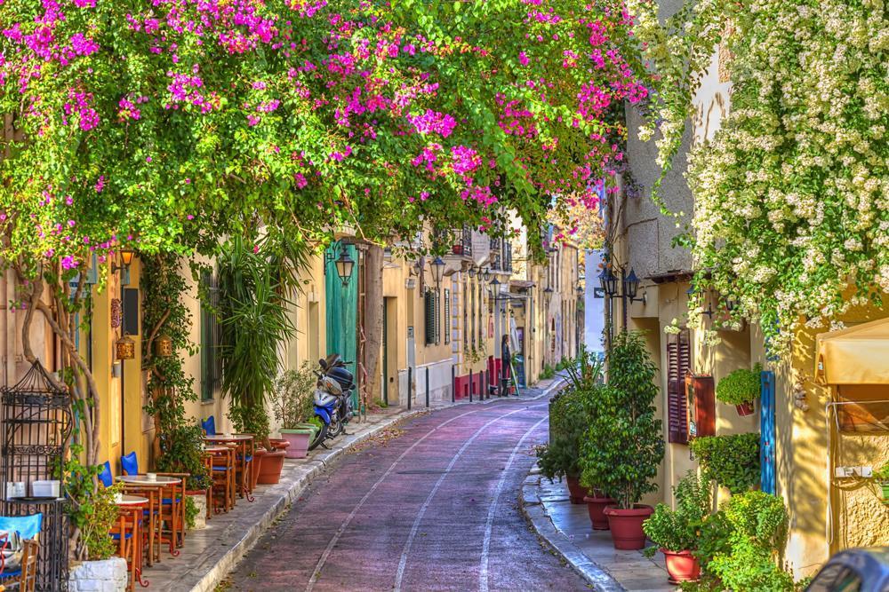 شهر آتن در یونان و جاذبه های آن برای بازدید