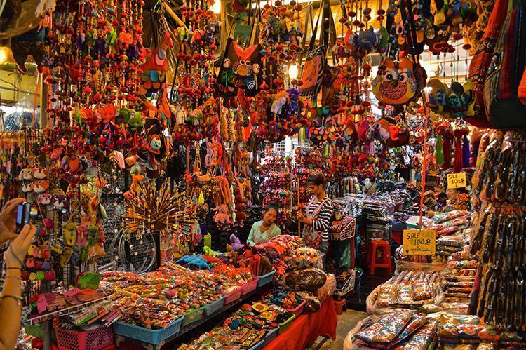 بهترین مراکز خرید تایلند در بانکوک