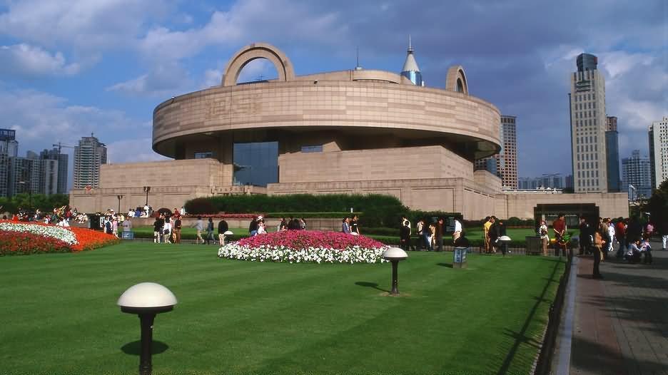 با موزه شانگهای آشنا شوید