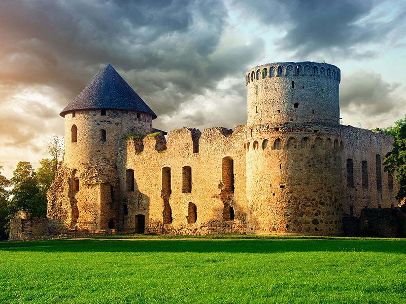 برترین قلعه های اروپا