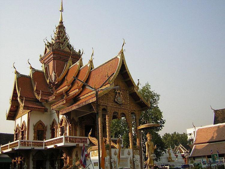 پربازدیدترین معابد چیانگ مای
