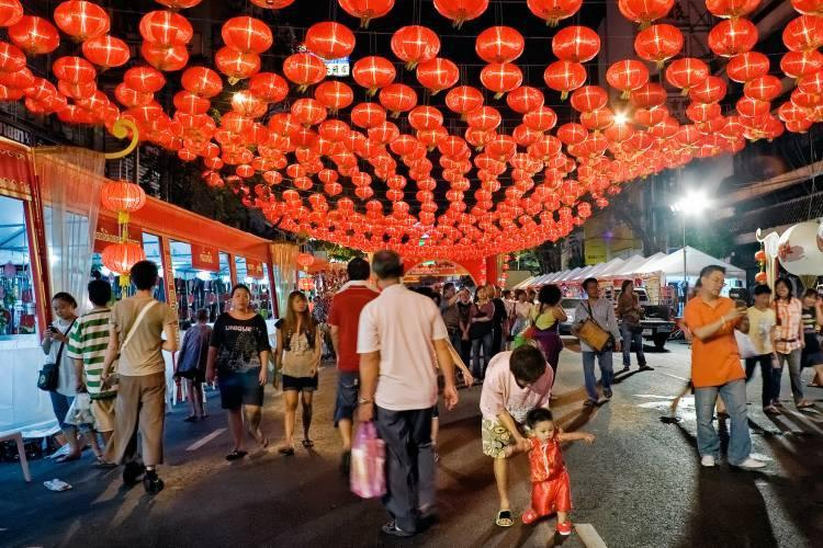 بهترین جاذبه های شهر بانکوک