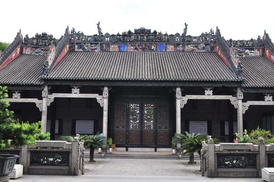 با معبد اجدادی خاندان چن در گوانجو آشنا شوید