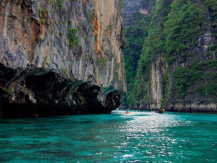 پارک ملی کائو سم رو یوت در تایلند