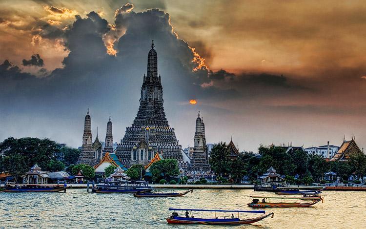 نبایدها در بانکوک