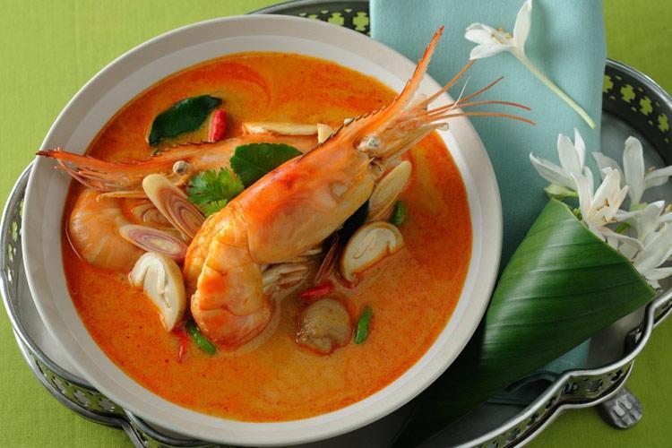با رژیم غذایی مردم تایلند همراه شوید
