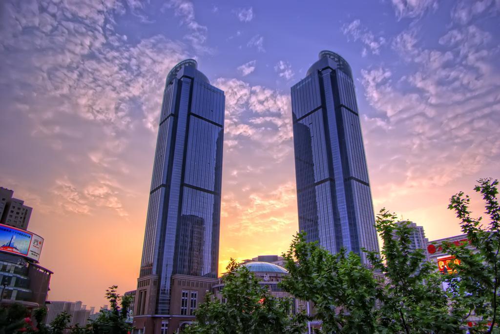 مراکز خرید شانگهای در کشور چین