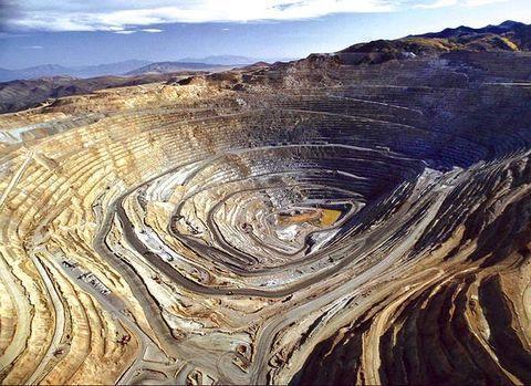 اعلام میزان تورم فصلی بخش معدن ایران