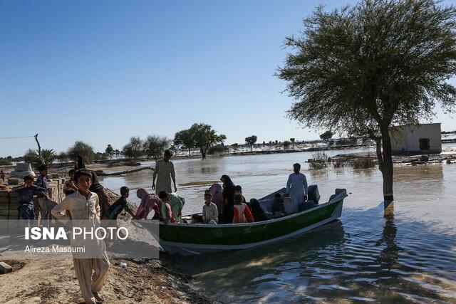خواهر خواندگی اصفهان با یکی از مناطق سیل زده سیستان