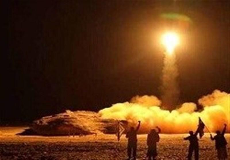 حمله موشکی به پادگان شبه نظامیان منصور هادی در شرق یمن