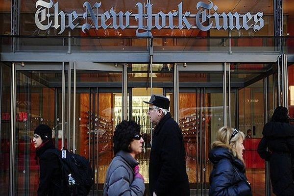 فهرست جدید رمان های پرفروش نشریه نیویورک تایمز