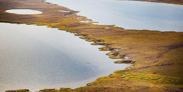 برای نخستین بار؛ ناسا میلیون ها کانون انتشار متان قطب شمال را ردیابی می کند