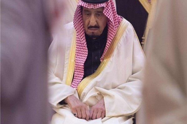 بازداشت شاهزادگان سعودی به وخامت حال ملک سلمان ارتباط دارد