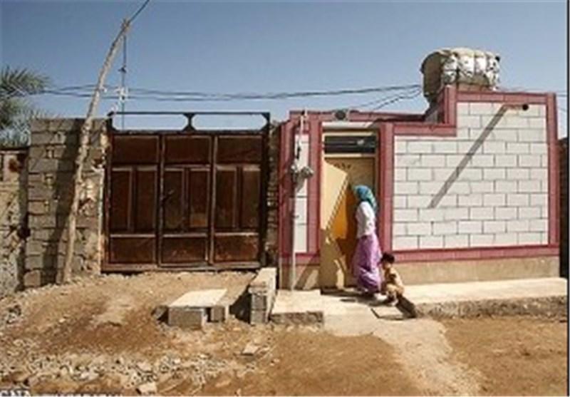 مقاوم سازی 1900 واحد مسکونی روستایی در پاوه