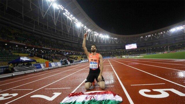 سریع ترین مرد ایران در قرنطینه: 98 تلخ ترین روزها را داشت!