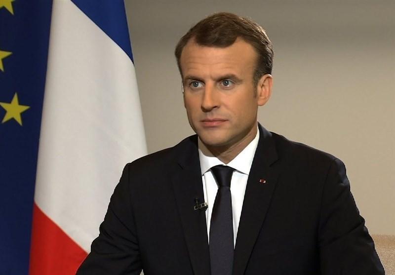 مخالفت ماکرون با قرنطینه سراسری فرانسه