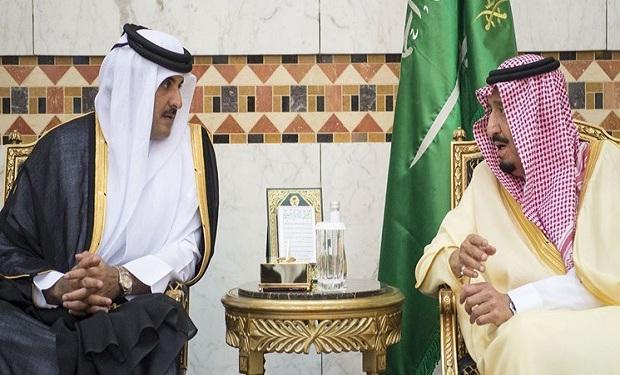 قطر به دنبال آشتی دوطرفه با عربستان سعودی است