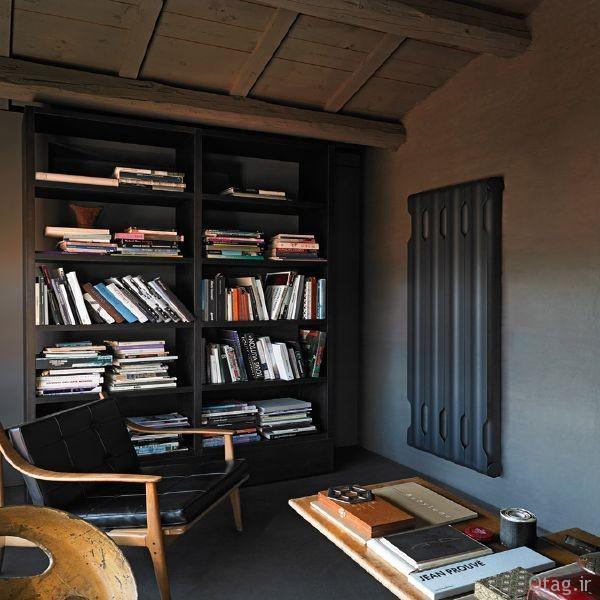 جدید ترین و زیباترین مدل های رادیاتور - طراحی داخلی منزل