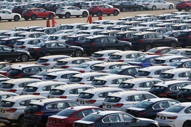 رکود 20 درصدی صنعت خودروسازی در دنیا