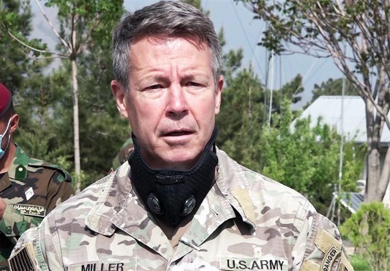 سخنگوی نیروهای آمریکایی: اظهارات ژنرال میلر تهدید طالبان به جنگ نیست