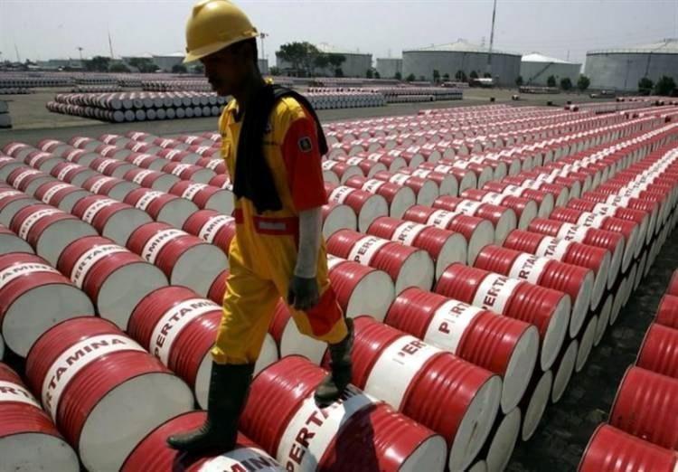 توقف فرایند افزایشی قیمت نفت