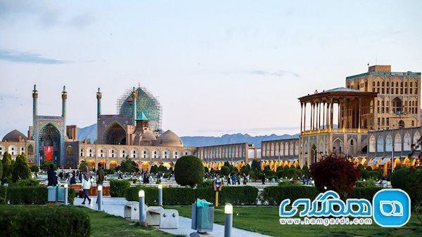 ثبت میدان امام اصفهان به عنوان ثروت میراث فرهنگی در جهان