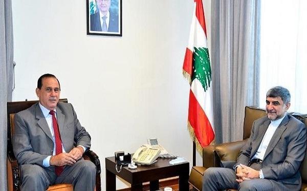 بررسی راهکارهای توسعه اقتصادی و صنعتی میان ایران و لبنان