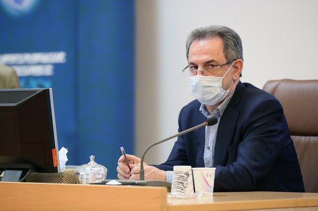 استمرار دورکاری کارمندان تا چهارشنبه، تمدید یک هفته ای محدودیت های کرونایی در استان تهران