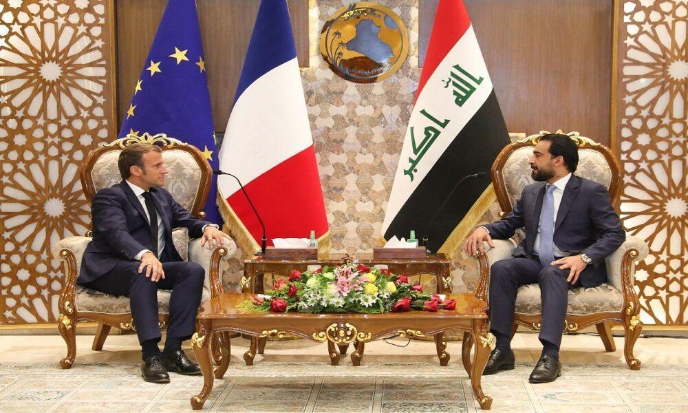خبرنگاران رییس مجلس عراق خواهان همکاری قوه مقننه این کشور با فرانسه شد