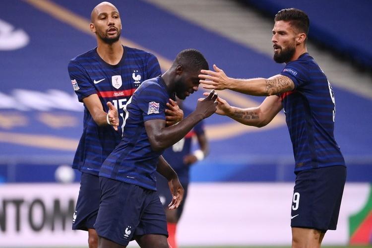 فرانسه و کرواسی باز هم 4-2 شد