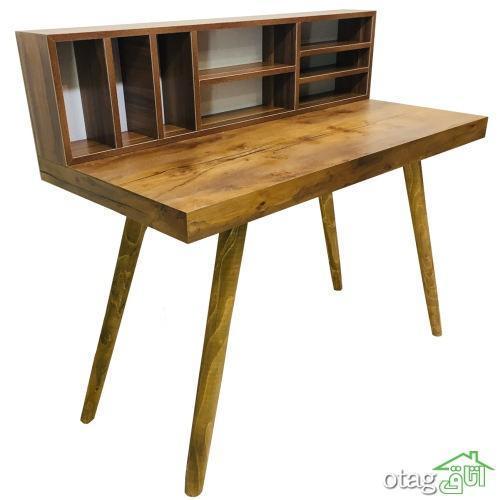میز تحریر کم جا در 24 مدل بسیار زیبا و شیک برای اتاق خواب [قیمت مناسب]