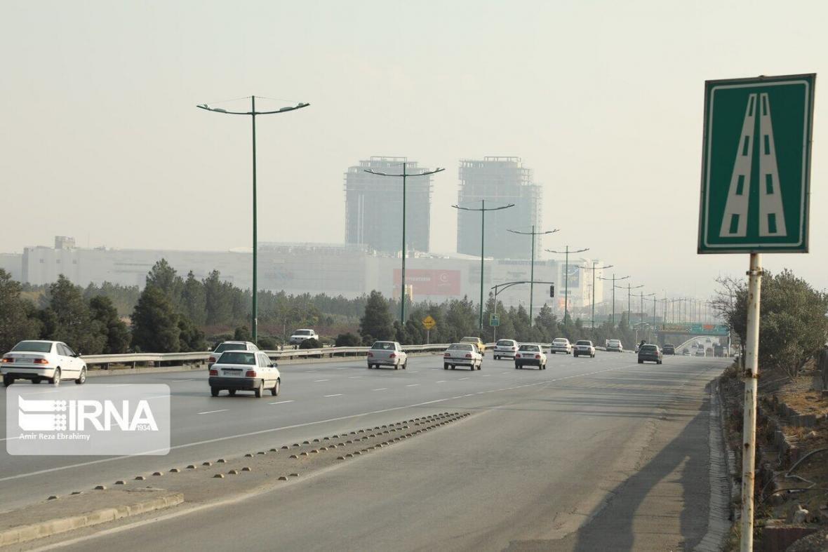 خبرنگاران شرایط آلودگی هوای اصفهان 29 مهر 1399