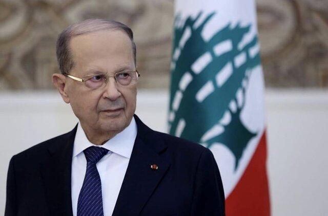 رئیس جمهور لبنان: ماکرون دوست مهم لبنان است ، به طرح فرانسه پایبندیم