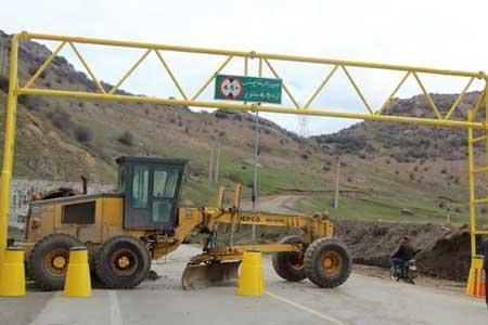 ممنوعیت تردد کامیون در هراز ، بیشترین ترافیک جاده ها بین ساعات 17 تا 18