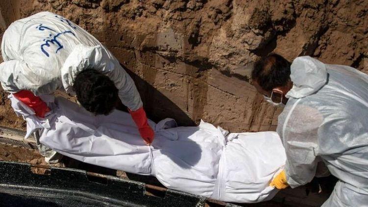 تعداد دفن روزانه اموات در بهشت زهرا (س) اعلام شد