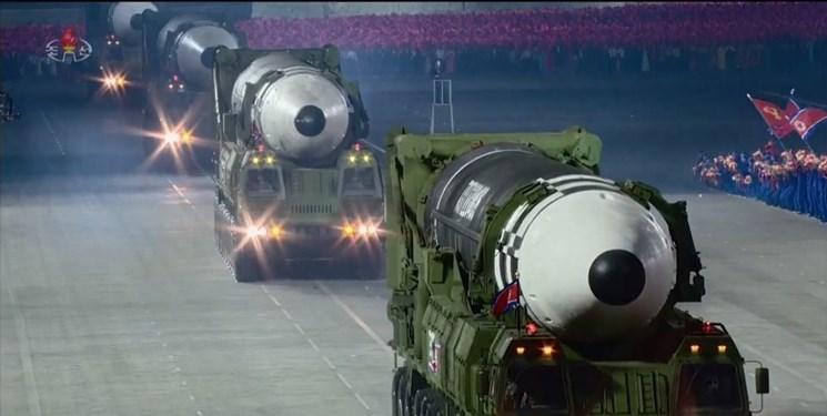 نگرانی توکیو از نمایش موشک بالستیک قاره پیمای کره شمالی