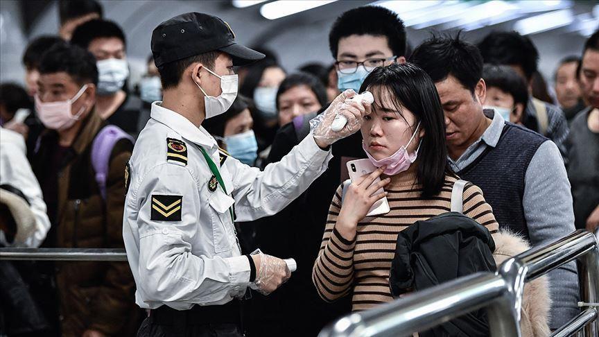 شناسایی 32 مورد جدید وارداتی ابتلا به کرونا در چین