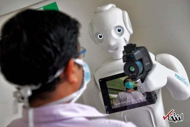 رشد صادرات ربات هند در سایه ویروس کرونا