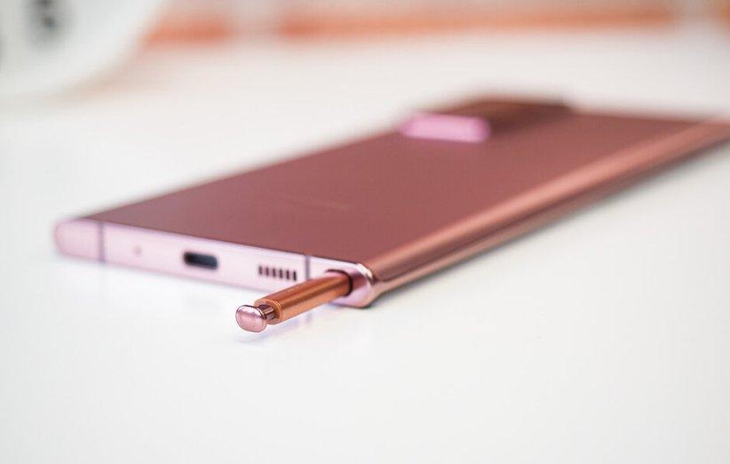 گلکسی S21 اولترا با پشتیبانی از قلم S Pen راهی بازار می شود