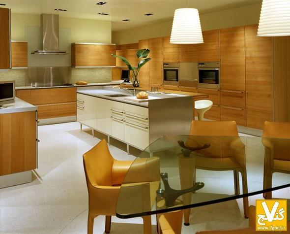 نکات مهم در دکوراسیون آشپزخانه های open