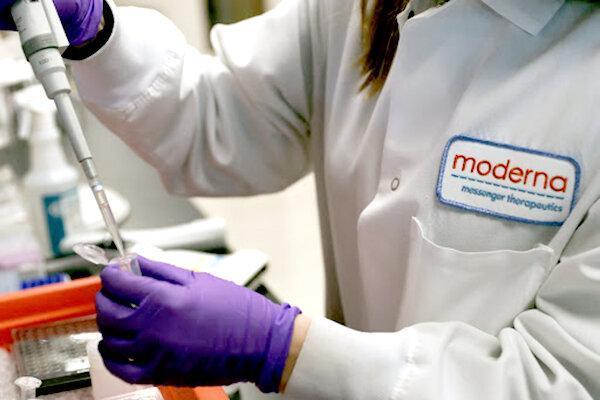 واکسن کرونای مدرنا برای استفاده اضطراری مجوز خواست