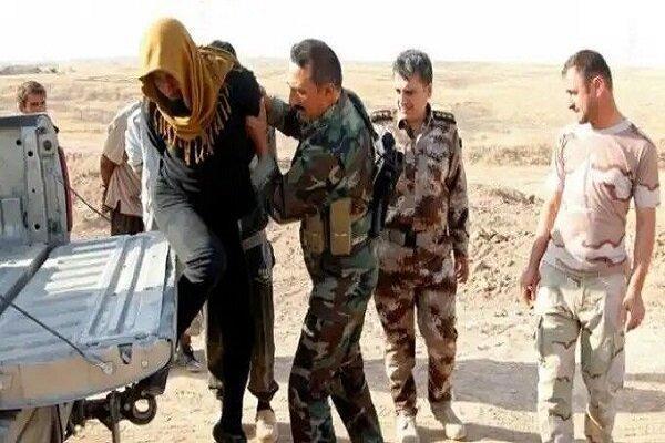 بازداشت عامل انتحاری داعشی در شمال عراق