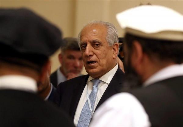 نگرانی خلیلزاد از پافشاری دولت افغانستان برای تغییر محل مذاکرات صلح