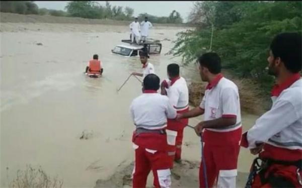 8 استان متاثر از سیل و آبگرفتگی؛ امدادرسانی ادامه دارد