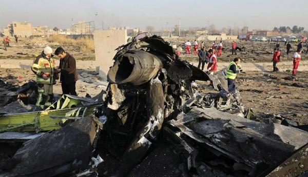 پیش نویس گزارش نهایی سانحه هواپیمای اوکراینی تهیه شد