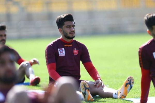سورپرایز گل محمدی برای بازی امروز؛ بازیکن 18 ساله در ترکیب پرسپولیس