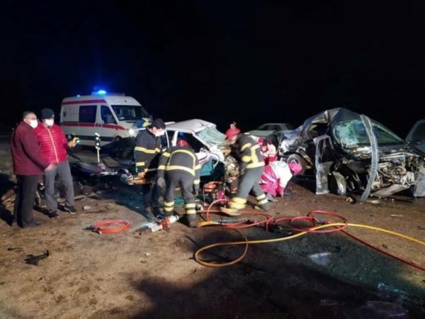 تصادف خونین خودروی هنرمندان ارومیه؛ 4 نفر جان باختند