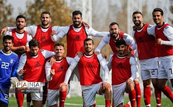 محل اردوی نوروزی تیم ملی فوتبال ایران تعیین شد